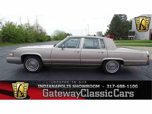 1992 Cadillac Brougham | 982102