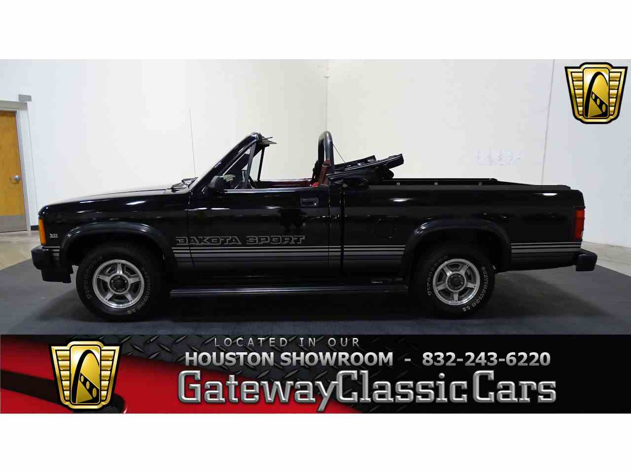 1989 Dodge Dakota for Sale - CC-982105