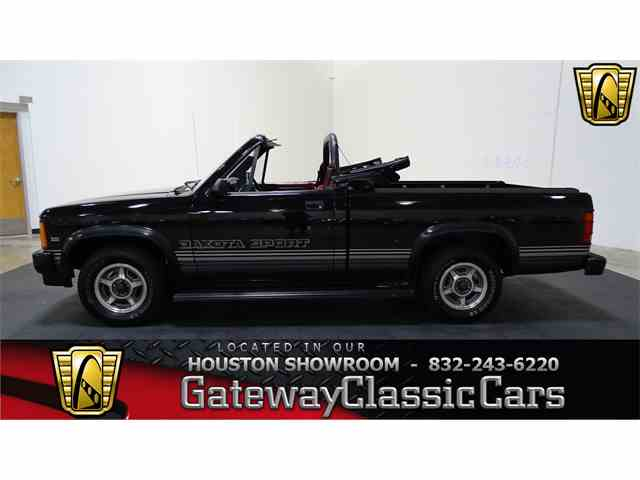 1989 Dodge Dakota | 982105