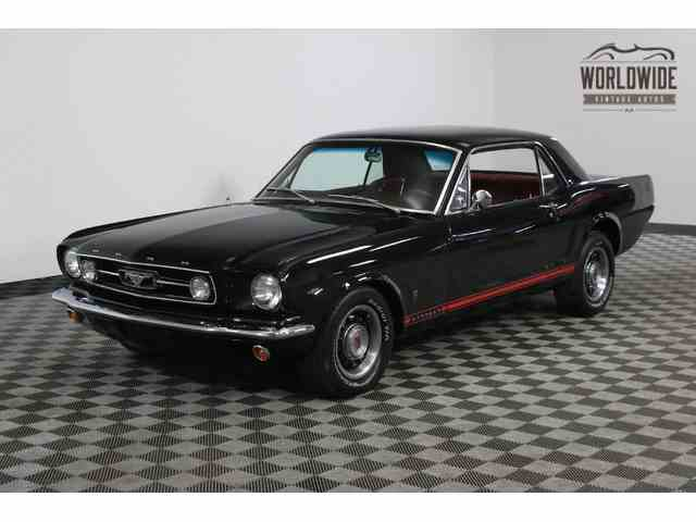 1966 Ford Mustang | 982116
