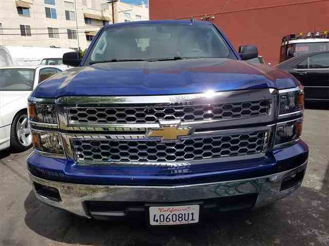 2014 Chevrolet Silverado | 982117