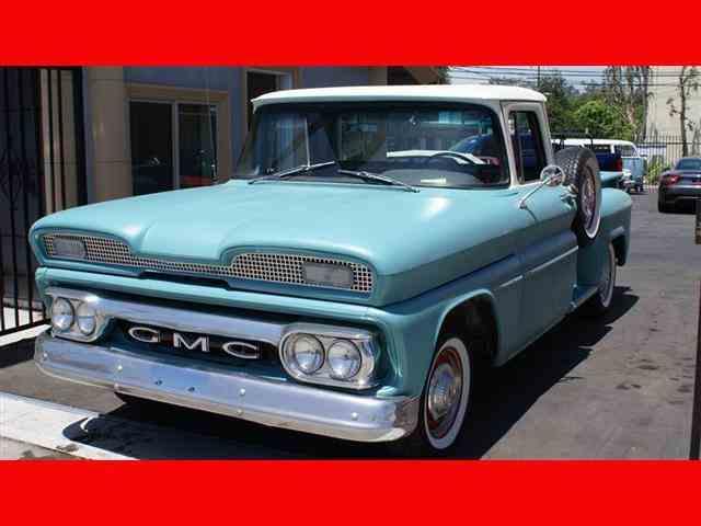 1960 GMC Pickup | 982120