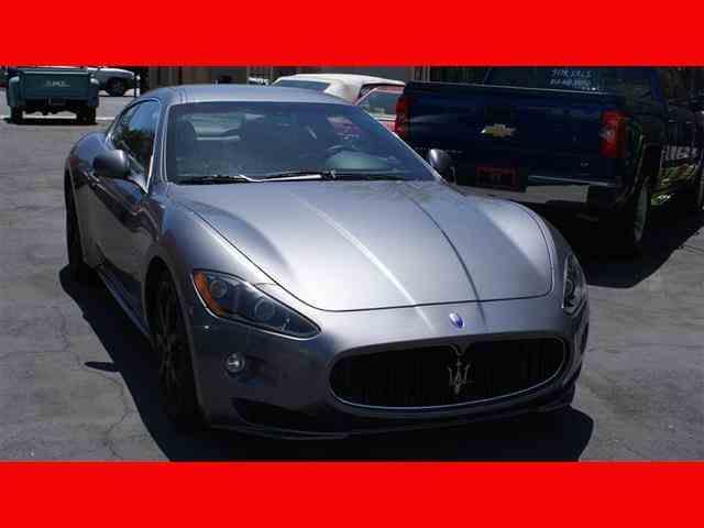 2012 Maserati GranTurismo SS Automatic | 982121