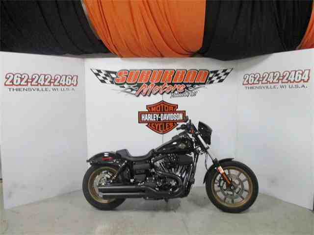 2016 Harley-Davidson® FXDLS - Low Rider® S   982124