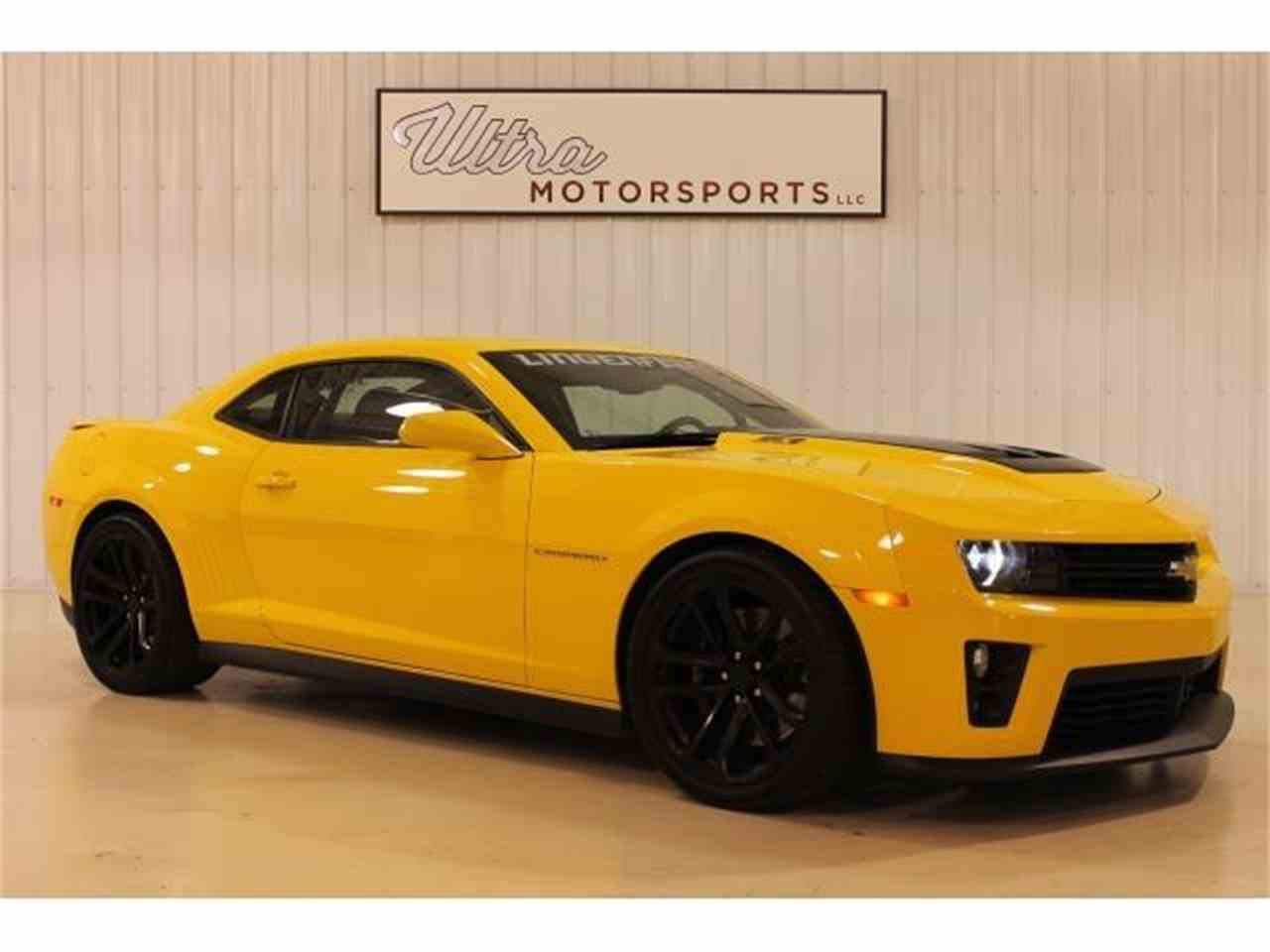 Large Picture of '12 Camaro ZL1 - L1TF