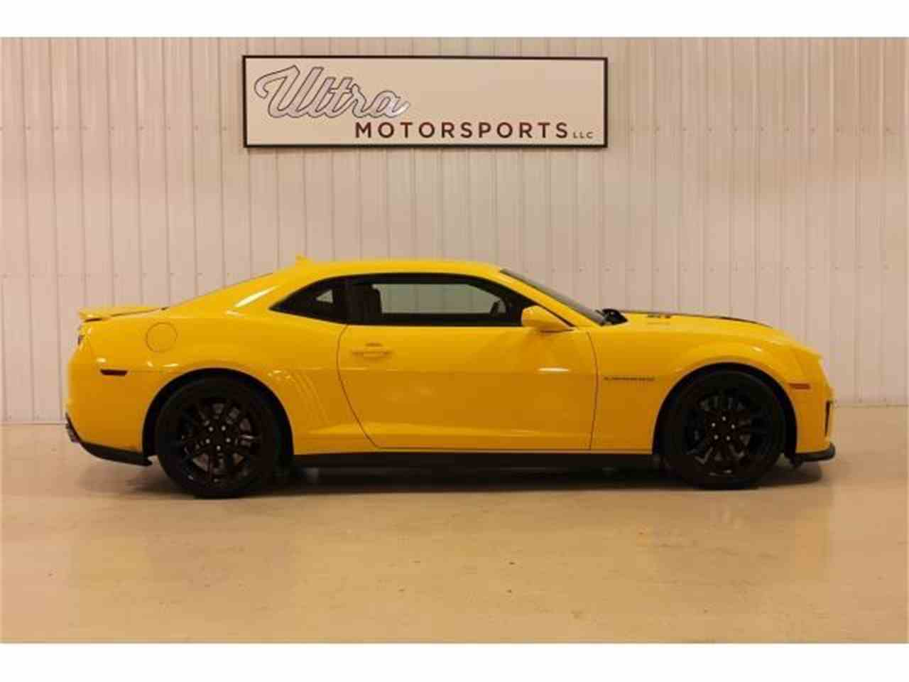 2012 chevrolet camaro zl1 for sale cc. Black Bedroom Furniture Sets. Home Design Ideas