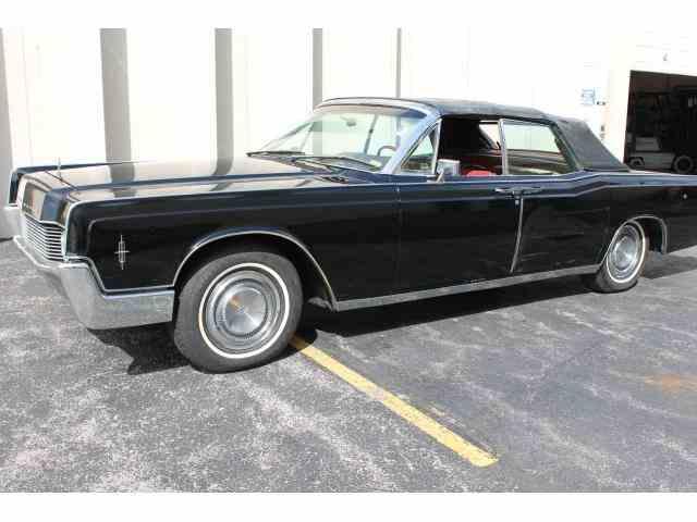 1966 Lincoln Continental | 982132