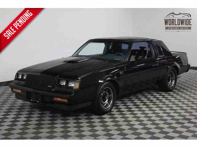1987 Buick Grand National | 982135