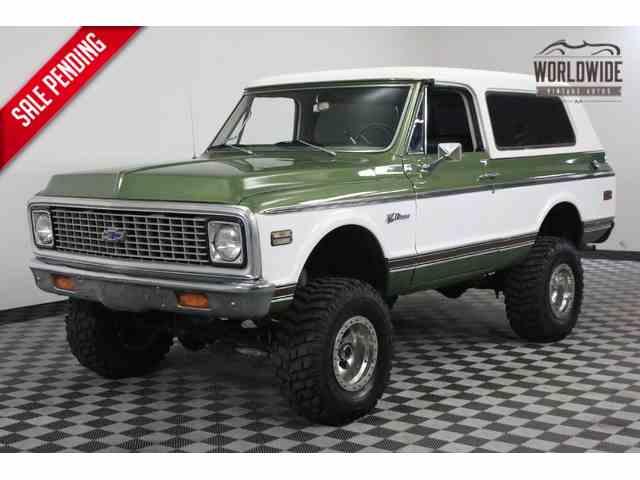 1972 Chevrolet Blazer | 982139