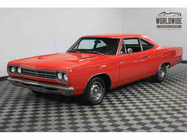 1969 Plymouth Road Runner | 982141