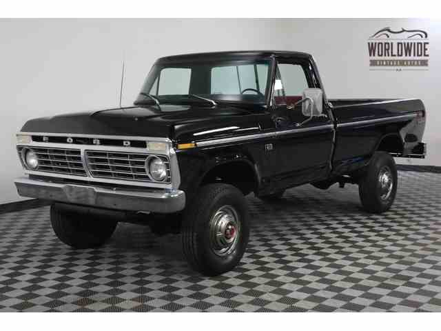 1975 Ford F250 | 982146