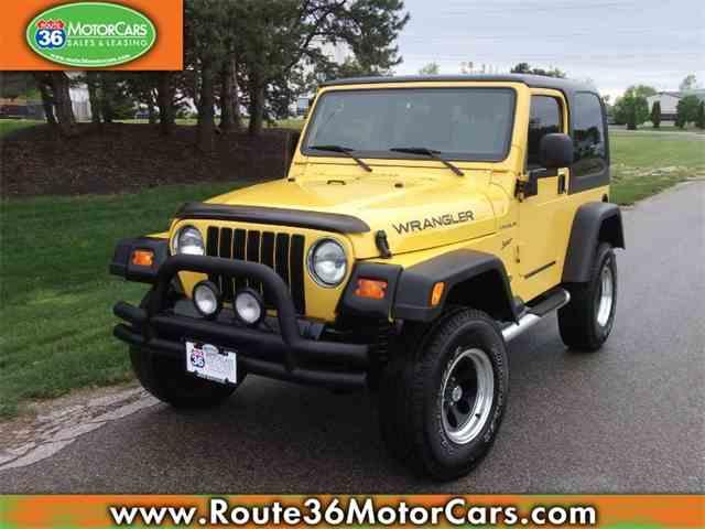 2002 Jeep Wrangler | 982147