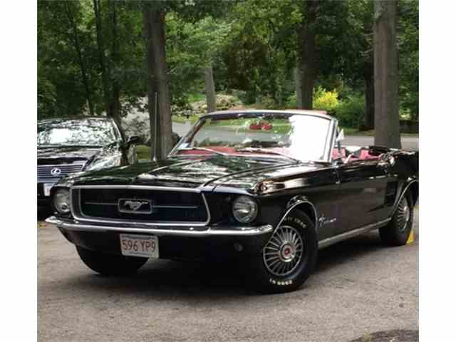 1967 Ford Mustang | 982153