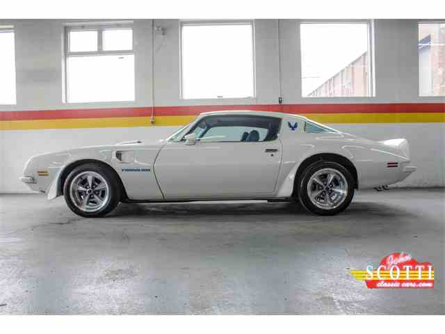 1975 Pontiac Firebird Trans Am | 982157