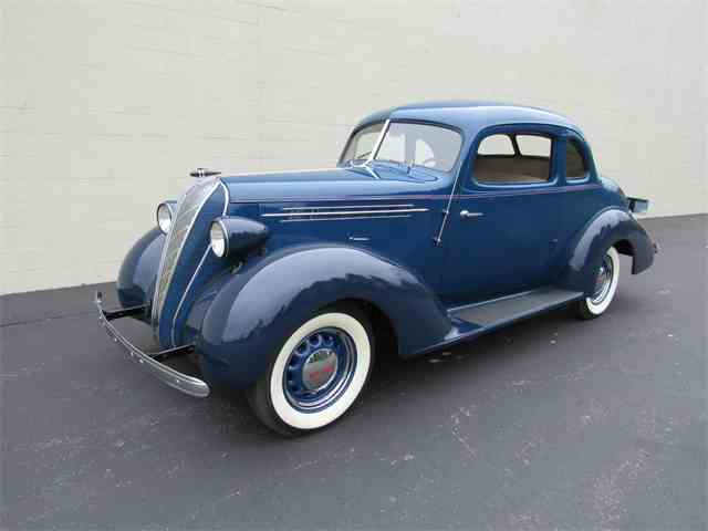 1936 Hudson Terraplane Business Coupe | 982161