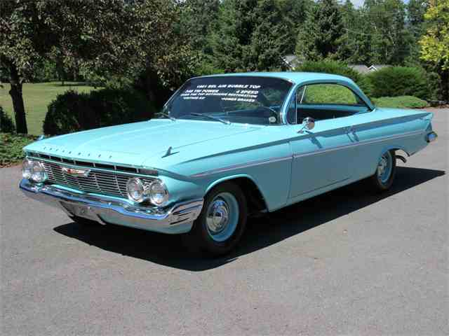1961 Chevrolet Bel Air Bubble Top | 982165