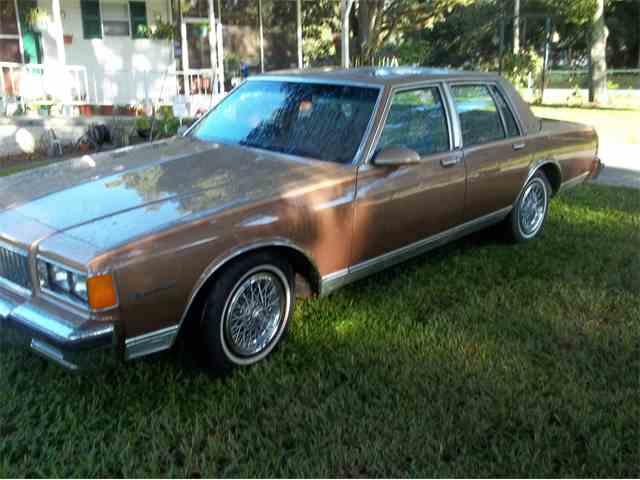 1986 Chevrolet Caprice Classic | 982173