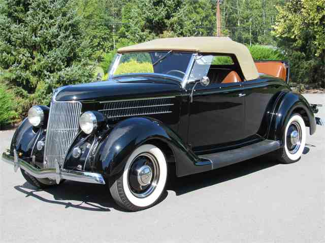 1936 Ford V8 Deluxe Roadster | 982175