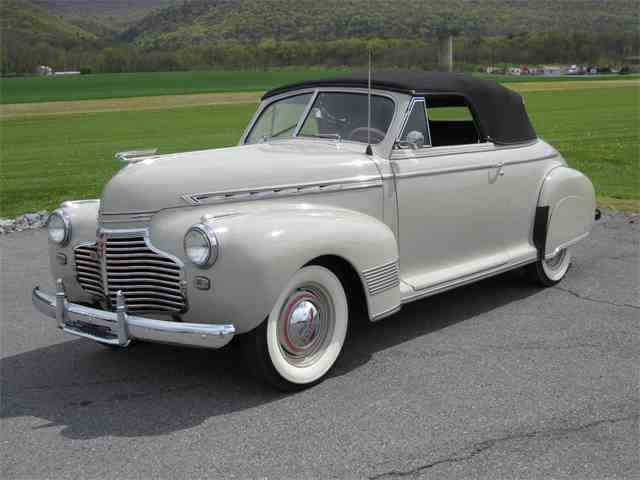 1941 Chevrolet Special Deluxe Convertible | 982177