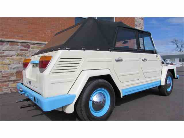 1973 Volkswagen Thing | 982182