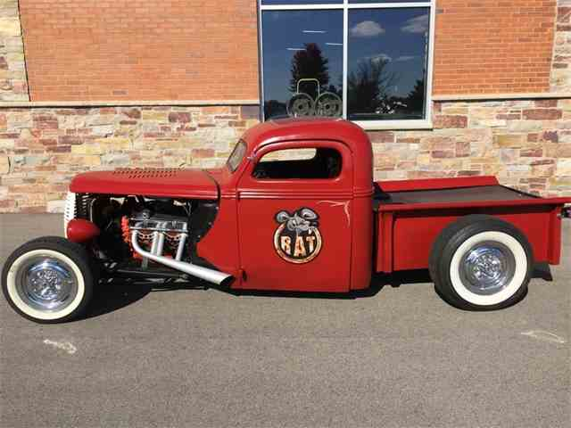 1938 Ford Rat Rod | 982188