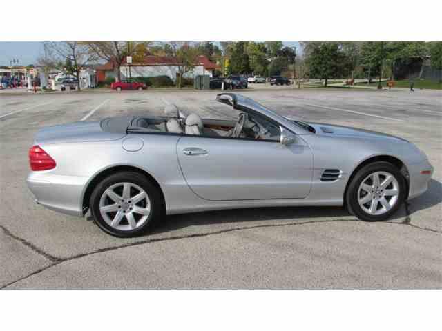2003 Mercedes-Benz SL500 | 982189
