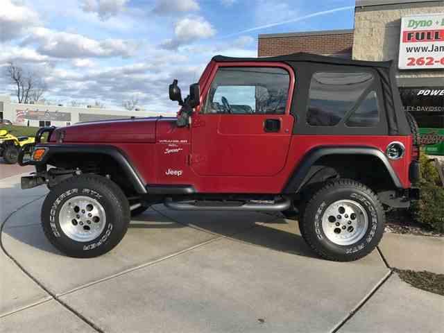 1999 Jeep Wrangler | 982191