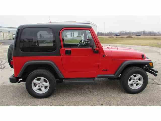 2002 Jeep Wrangler | 982192