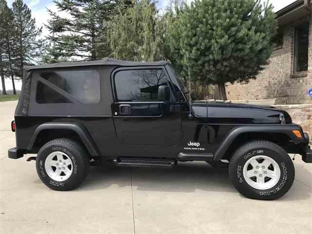2005 Jeep Wrangler Unlimited LJ | 982194