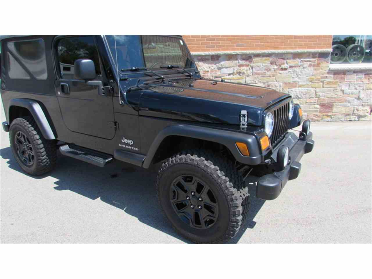 2005 Jeep Unlimited Lj For Sale - Photo 2