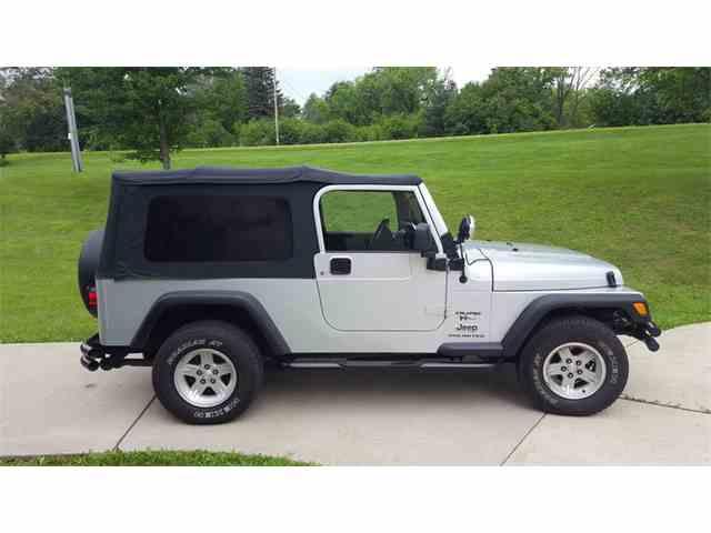 2006 Jeep Wrangler LJ | 982195