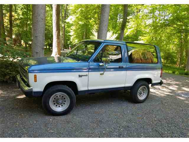 1988 Ford Bronco II | 982201