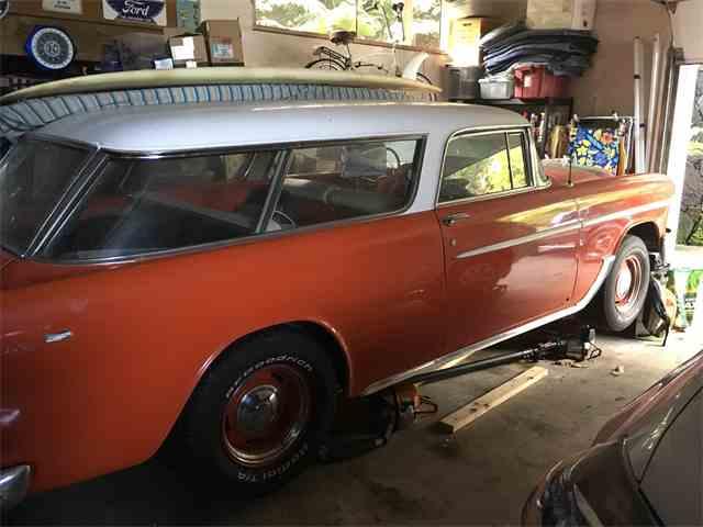 1955 Chevrolet Nomad | 982205