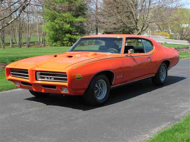 1969 Pontiac GTO Judge Ram Air III | 982208
