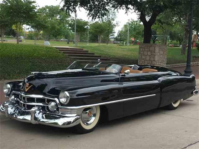 1950 Cadillac Series 62 | 982209
