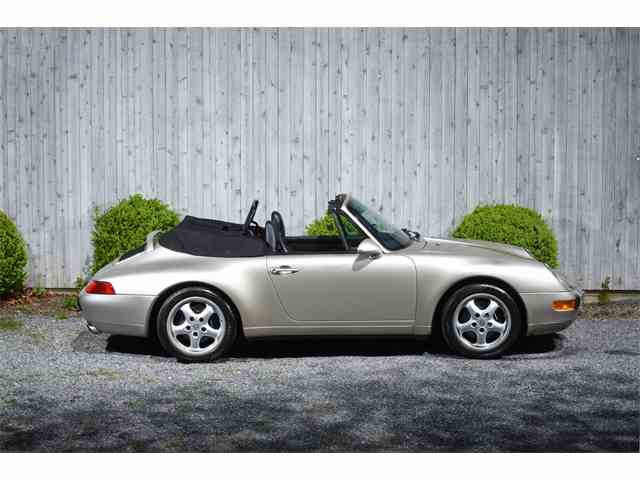 1996 Porsche 911 Carrera | 980222