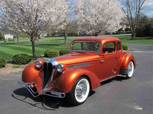 1933 Ford Five Window Coupe Custom | 982222