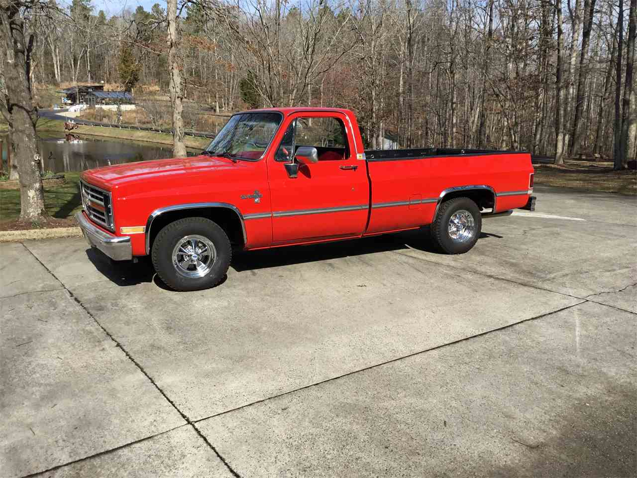 Truck 1981 chevy truck for sale : 1985 to 1987 Chevrolet Silverado for Sale on ClassicCars.com