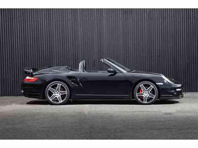 2008 PORSCHE 911 Turbo | 980223