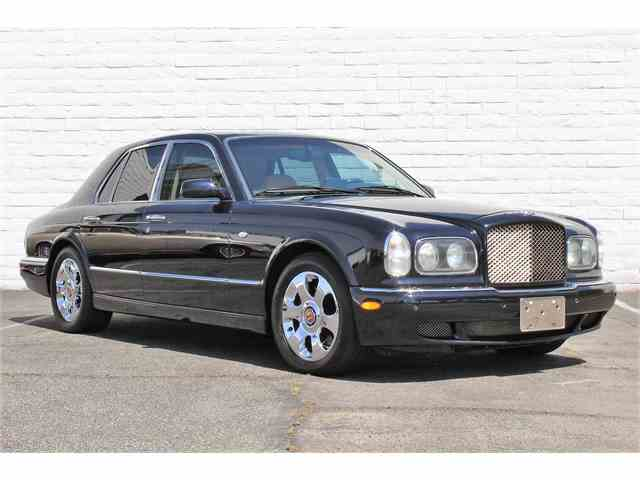 2001 Bentley Arnage Red Lable | 982230