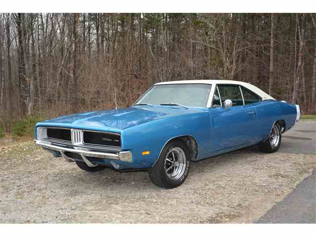 1969 Dodge Charger | 982234
