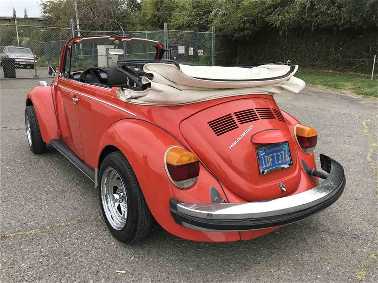1997 volkswagen beetle for sale cc 982242. Black Bedroom Furniture Sets. Home Design Ideas