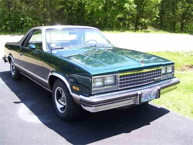 1984 Chevrolet El Camino | 982245