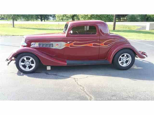 1934 Ford 3-Window Coupe | 982254