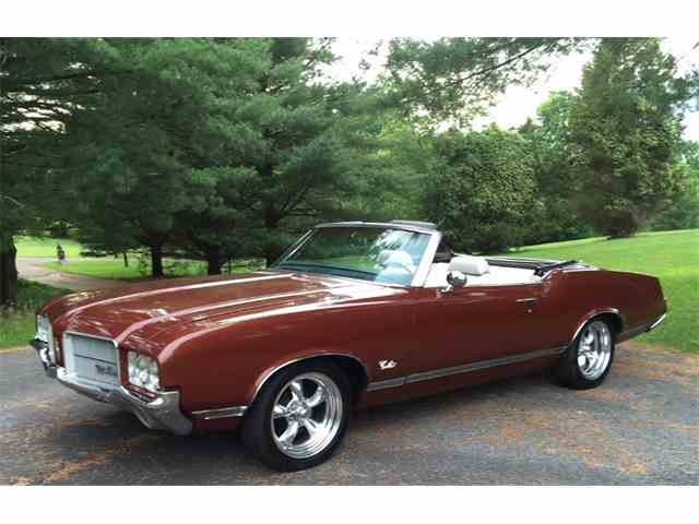 1971 Oldsmobile Cutlass Supreme | 982257
