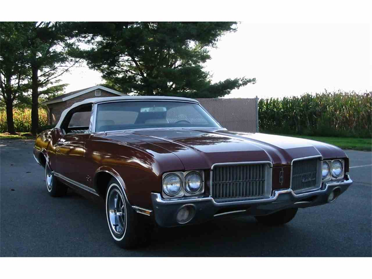 Large Picture of Classic 1971 Oldsmobile Cutlass Supreme located in West Virginia - L1WX