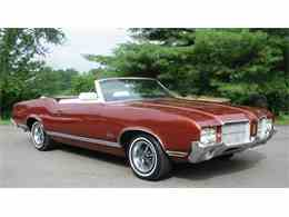 Picture of Classic '71 Oldsmobile Cutlass Supreme Offered by Champion Pre-Owned Classics - L1WX