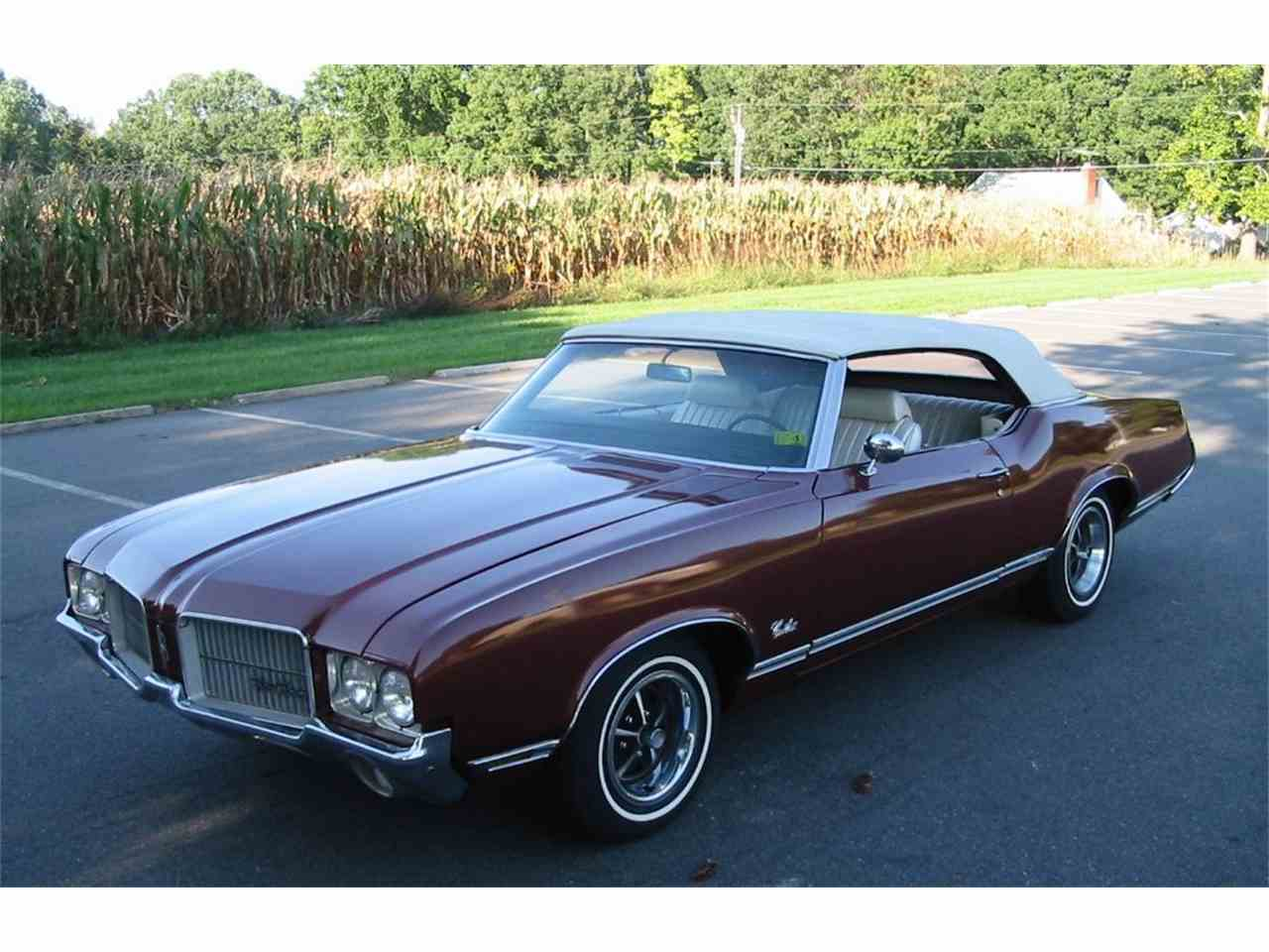 Large Picture of Classic 1971 Cutlass Supreme - $29,500.00 - L1WX