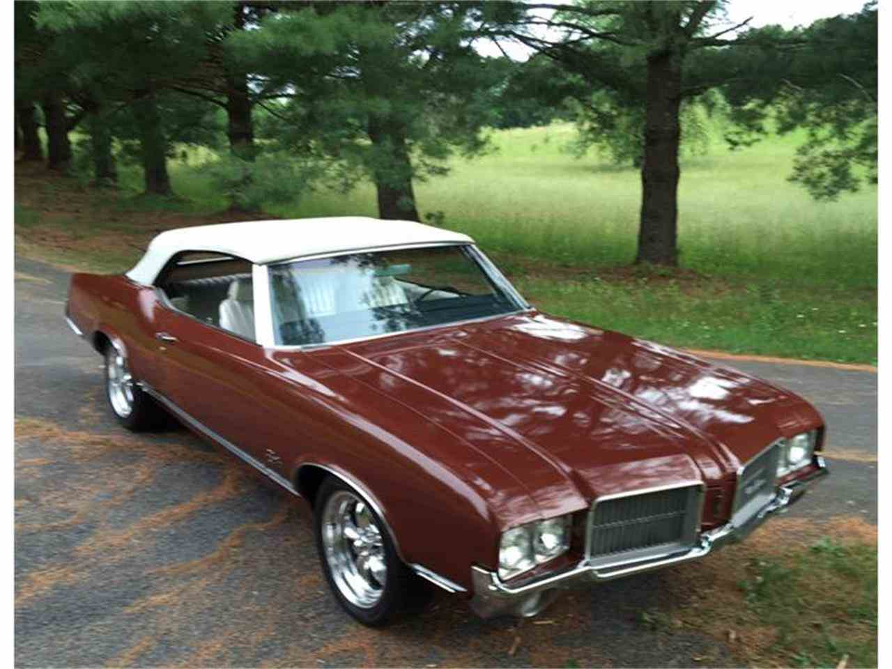 Large Picture of Classic 1971 Cutlass Supreme Offered by Champion Pre-Owned Classics - L1WX