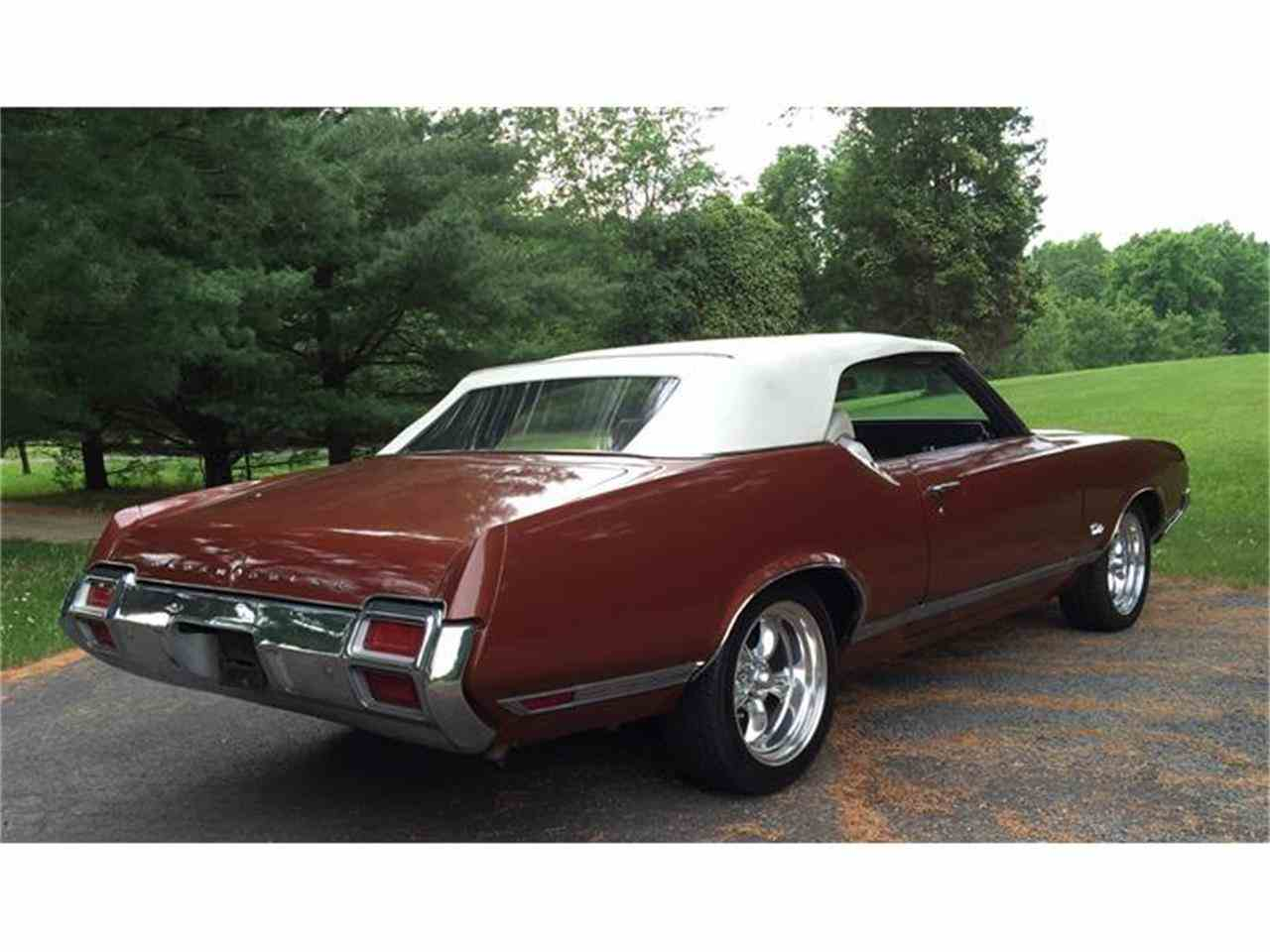 Large Picture of Classic 1971 Oldsmobile Cutlass Supreme - L1WX